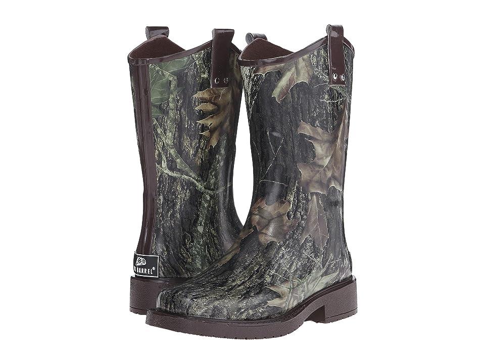 M&F Western Kids Trenton (Toddler/Little Kid/Big Kid) (Mossy Oak) Cowboy Boots