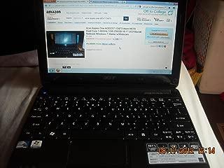 Acer Aspire One AOD257-13473 Atom N570 Dual-Core 1.66GHz 1GB 250GB 10.1