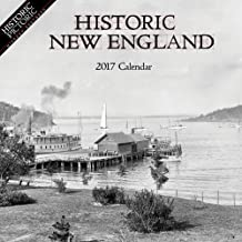 Historic New England 2017 Calendar
