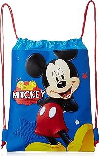 mickey drawstring backpack