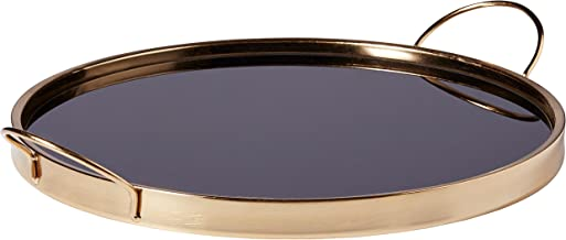 Best decorative round serving tray Reviews