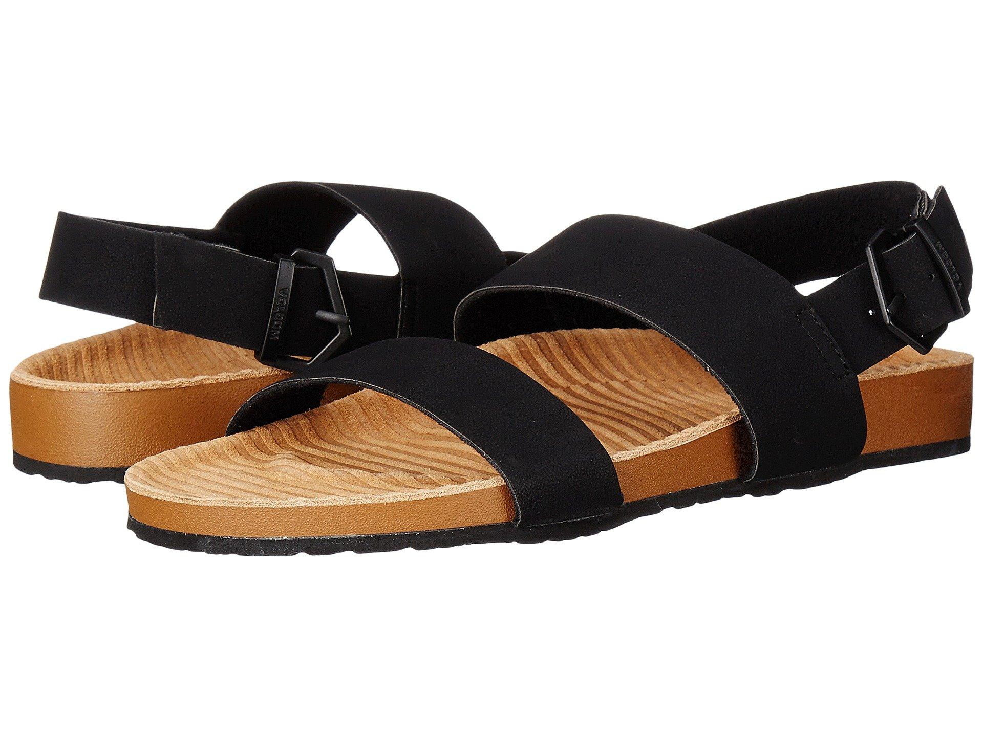 Sandalias para Mujer Volcom Unwind Sandal  + Volcom en VeoyCompro.net