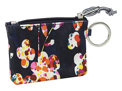 Vera Bradley Lighten Up Zip ID Case Cut Vines Outlet Pictures Deals Online Cheap Sale Cheapest Price Buy Cheap Low Price Free Shipping Genuine D8eycnUFC