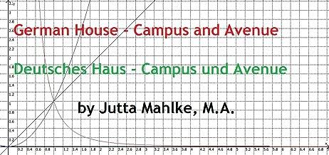 Deutsches Haus - Campus und Avenue (zweisprachige Kurzgeschichten rot-grün (englisch-deutsch)) 105) (German Edition)