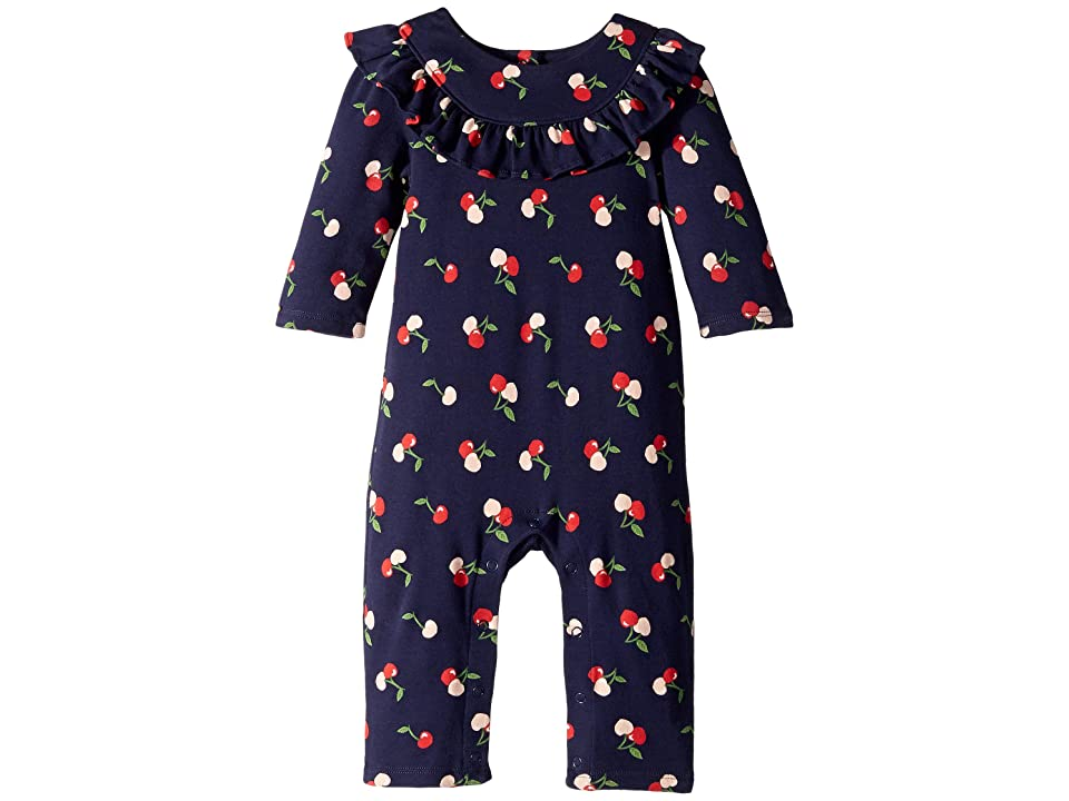 Janie and Jack Printed One-Piece Swimsuit (Infant) (Multi) Girl