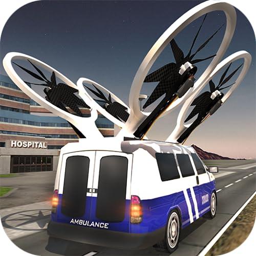 fliegender Notarztwagen fahren: 911 Rettungssimulator frei