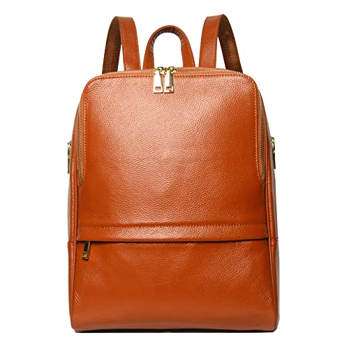 2c208367ae Womens Leather Laptop Backpack: Amazon.com