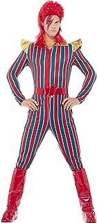 Smiffys Men's Space Superstar Costume