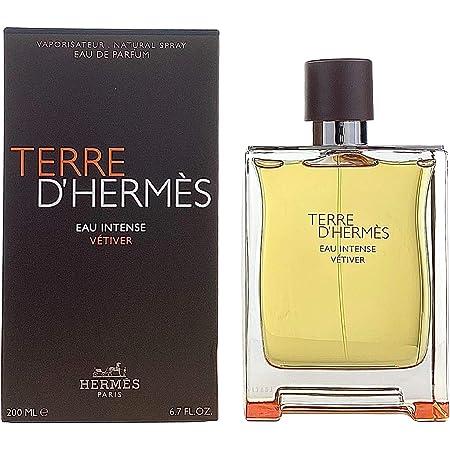 HERMES Terre DHermes Eau Intense Vetiver Men 6.7 oz EDP Spray (I0100587)