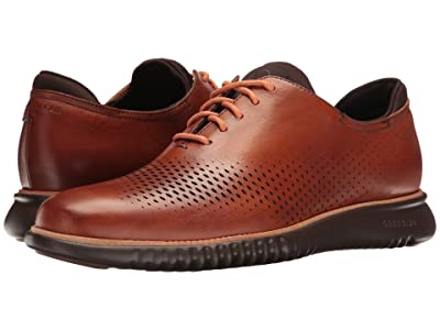Cole Haan 2.Zerogrand Laser Wing Oxford (British Tan/Java) Men