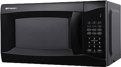 Emerson 0.7 CU. FT. 700 Watt, Touch Control, Black Microwave Oven, MW7302B