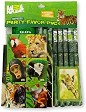 Animal Planet Party Favor Pack, 56 Pieces, Assortment May Vary (885)