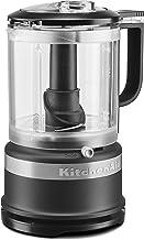 KitchenAid KFC0516BM 5 لیوان خردکن لوازم جانبی Whisking لوازم جانبی ، مات سیاه