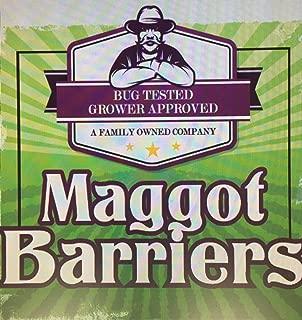 Maggot Barriers