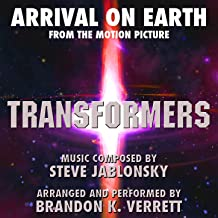 Transformers Arrival To Earth