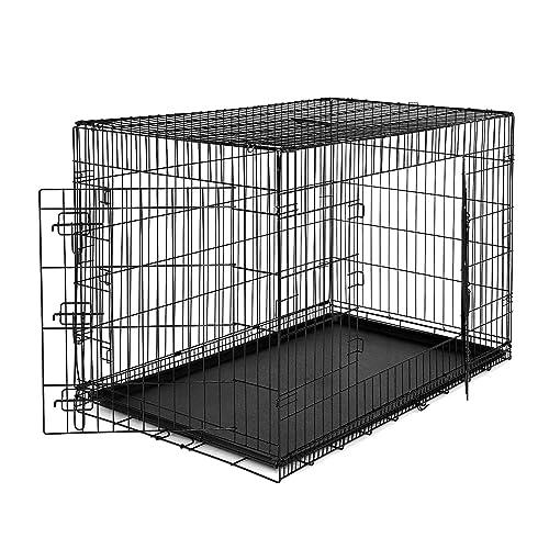 dibea DC00495, Jaula de Transporte (Tamaño XXXL) para Perros y Animales Pequeños,