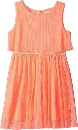 Kate Spade New York Kids - Pleated Dress (Little Kids/Big Kids)
