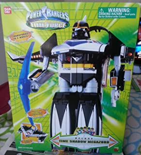 Power Rangers Time Force Time Shadow Megazord Deluxe Action Figure