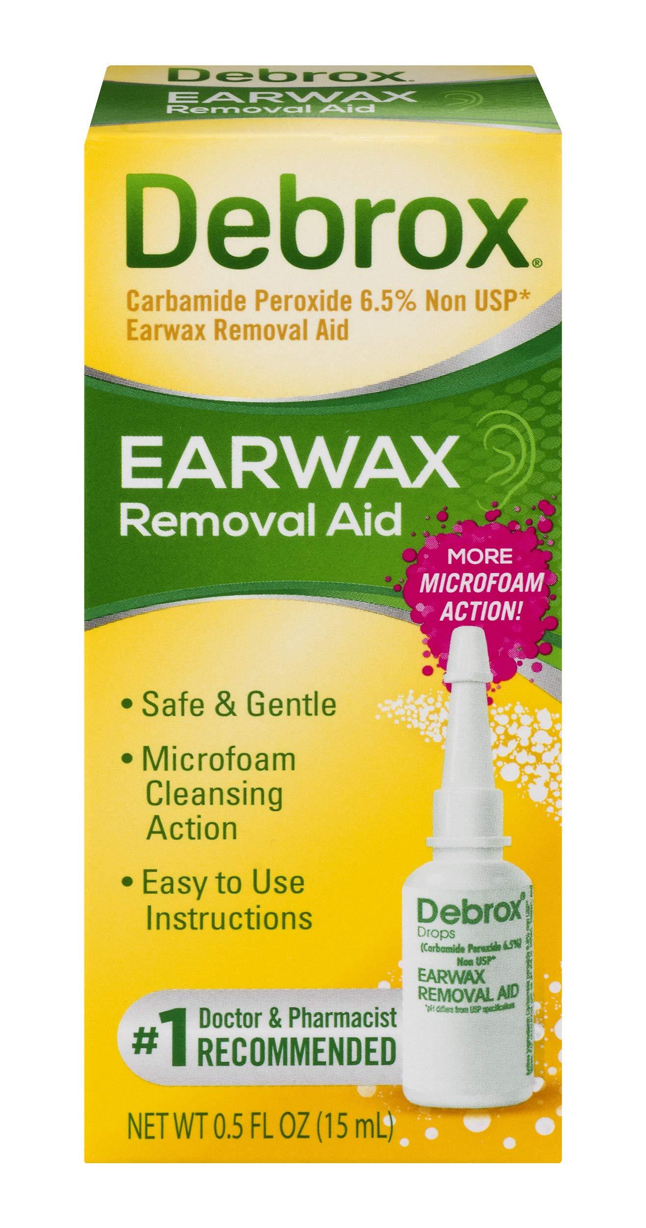 Debrox Drops Earwax Removal drops
