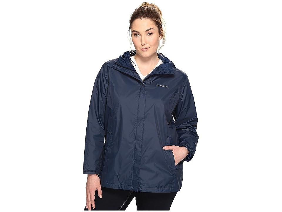 Columbia Plus Size Arcadia IItm Jacket (Columbia Navy) Women