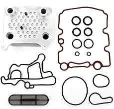 NEW OCK-500 UPGRADED Oil Cooler Kit for Ford E-350 F-250 F-350 6.0L V8 Powerstroke Diesel Turbo
