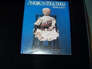American folk dolls