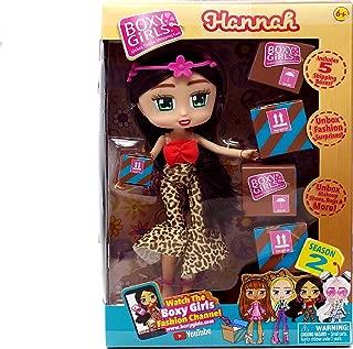Boxy Girls Season 2 Hannah Doll