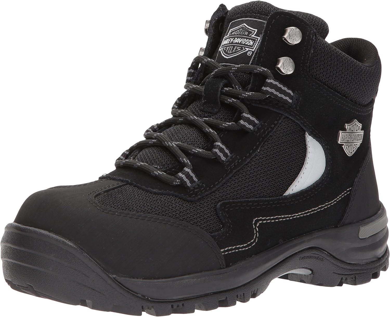 HARLEY-DAVIDSON FOOTWEAR Unisex-Adult Waites CT Industrial Shoe