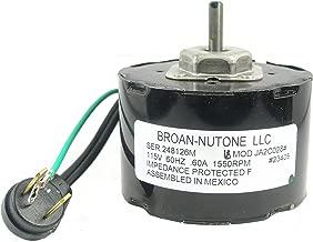 NuTone 23405ser Ventilation Fan Motor