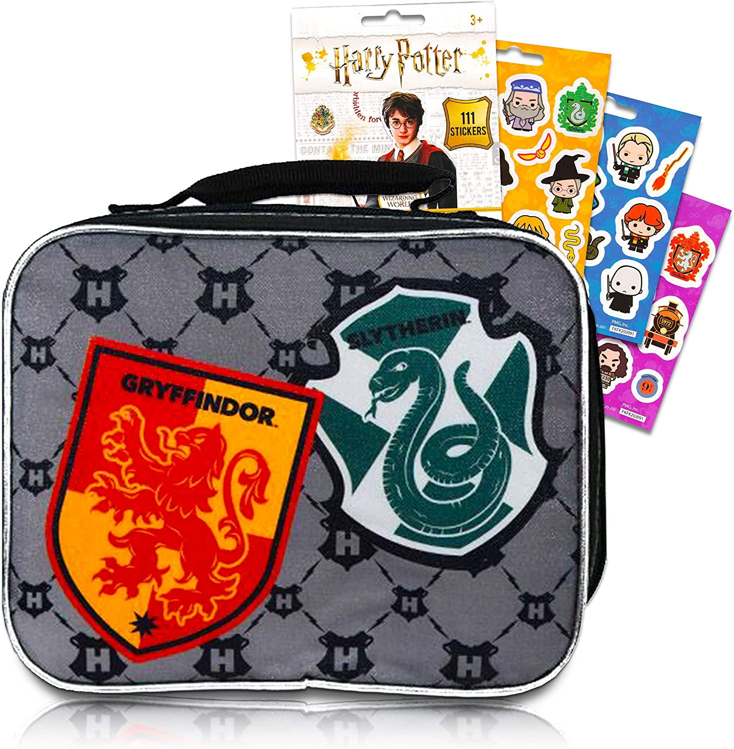 Harry Potter Lunch Classic Box Bundle Lu Cheap mail order shopping ~ Insulated Deluxe