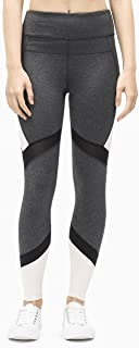 Calvin Klein Performance Women's High Waist Colorblocked 7/8 Tight