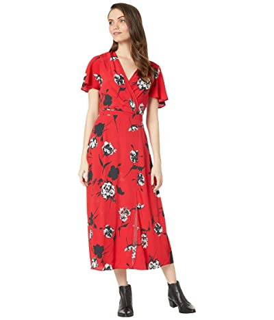 Yumi Kim Milan Story Dress (Tango Red) Women