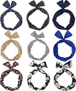 dolly bow wire headbands