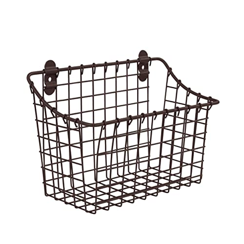Decorative Wire Basket Shelves Amazon Com