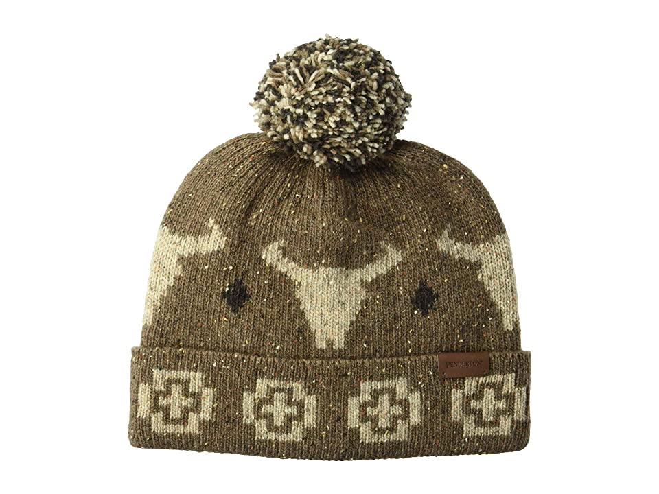 Pendleton - Pendleton Hat with Pom Pom