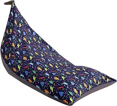 YOPOTIKA Sac de rangement pour jouets en peluche - Portable - Pliable - Pour adolescents et adultes - 76,2 x 127 x 76,2 cm -