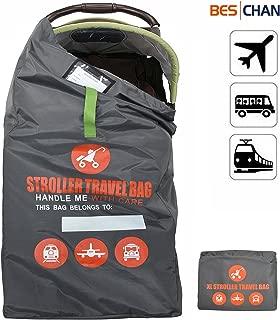 Wuuudi Universal Baby Carriage Bag Outdoor Baby Cart Storage Bag Kinderwagen Organizer