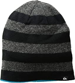 Reversible Stripe Beanie (Little Kid/Big Kid)