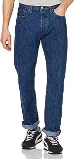 Levi's Men's 501 Original' Jeans, Stonewash 80684, 33W / 32L