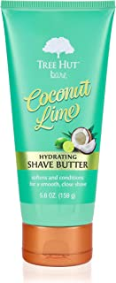 Tree Hut Bare Hydrating Shave Butter, Coconut Lime, 5 Oz