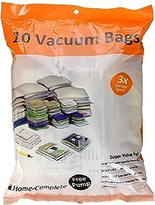 Home-Complete HC-2001 Vacuum Storage Bags