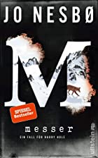 Coverbild von Messer, von Jo Nesbø