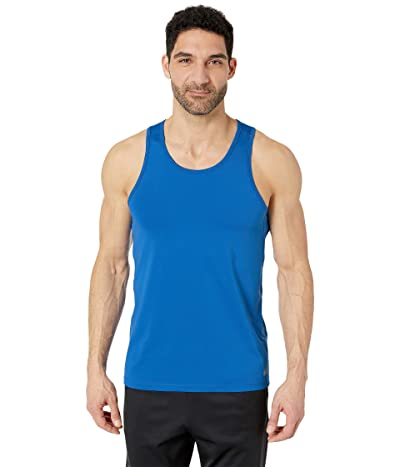 ASICS Run Singlet (Illusion Blue) Men