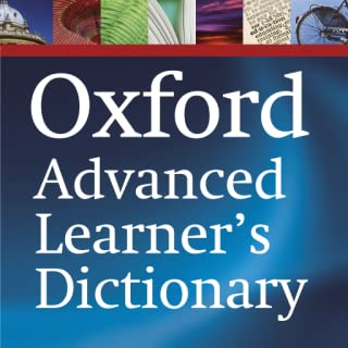 oxford advanced dictionary apk
