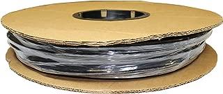 ATP Surethane Polyurethane Plastic Tubing, Black, 3/32