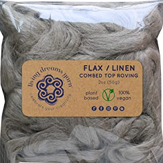flax fiber for spinning