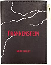 Frankenstein Coin Purse for Literary Lovers – Card Wallet for Women By Well Read - Book Readers Coin Pouch