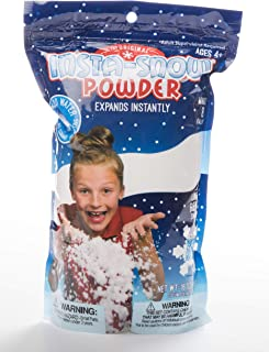 "Be Amazing Instant Snow Powder Makes 8-10 Gallons - 16 OZ ""Multi"""