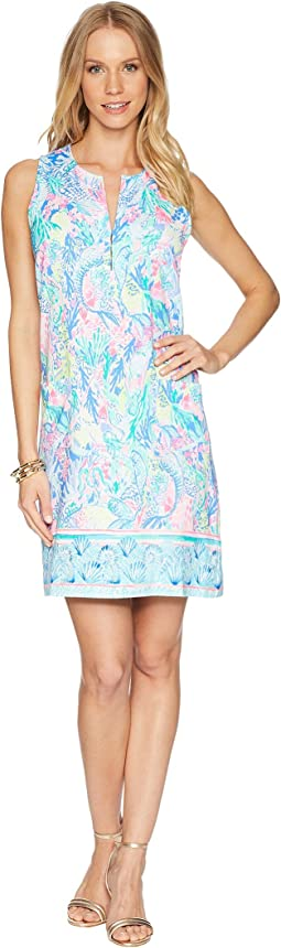 Kelby Stretch Shift Dress