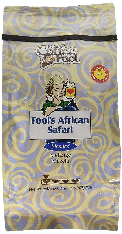 The Coffee Fool African Popular brand in the world Safari Ranking TOP7 Ground Pound Perk 2
